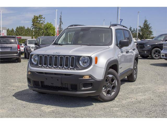 2018 Jeep Renegade Sport (Stk: JH69342) in Abbotsford - Image 3 of 25