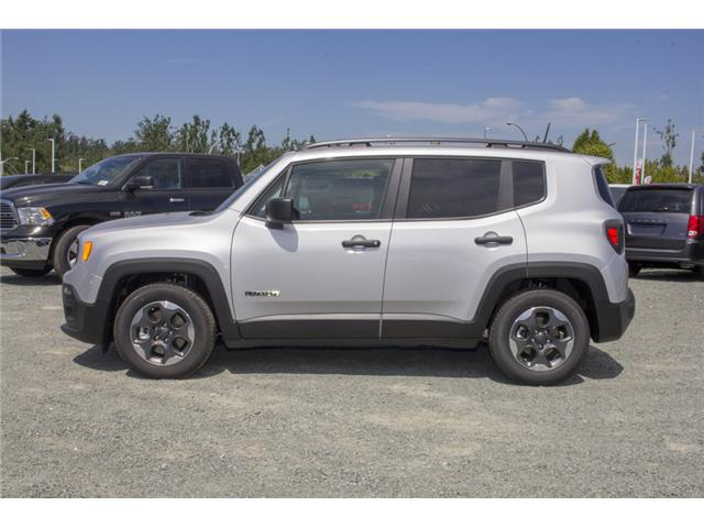 2018 Jeep Renegade Sport (Stk: JH69342) in Abbotsford - Image 4 of 25