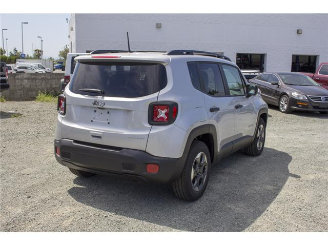 2018 Jeep Renegade Sport (Stk: JH69342) in Abbotsford - Image 7 of 25