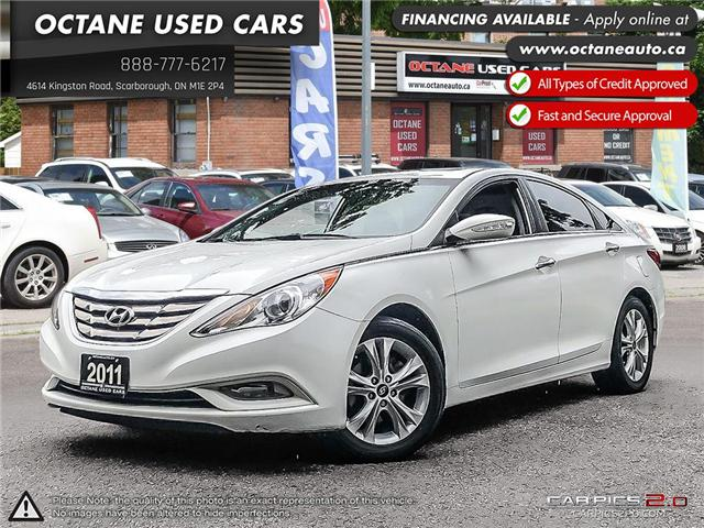 2011 Hyundai Sonata Limited (Stk: ) in Scarborough - Image 1 of 23