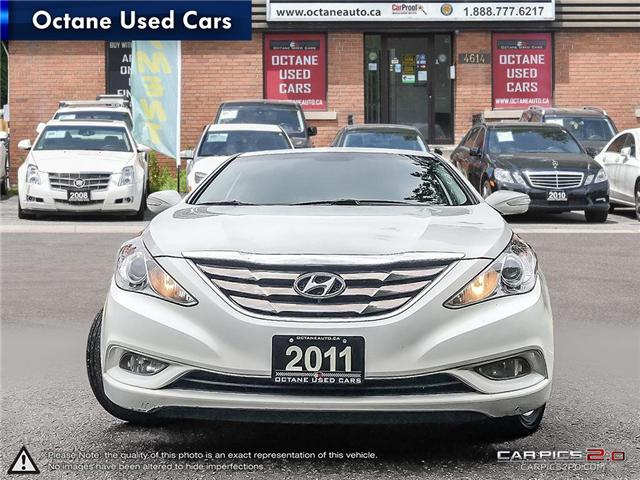 2011 Hyundai Sonata Limited (Stk: ) in Scarborough - Image 2 of 23