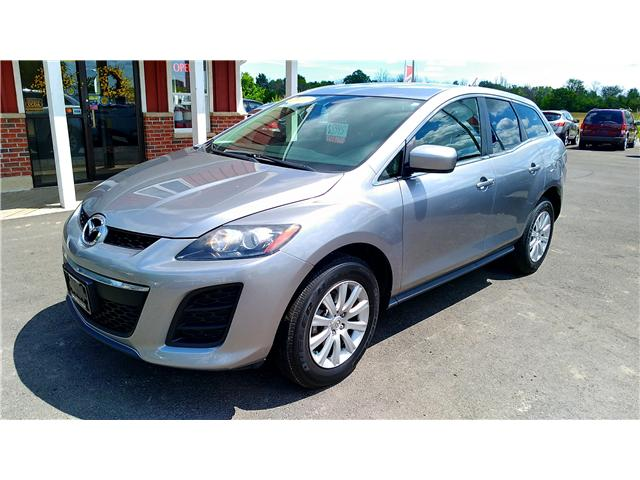 2011 Mazda CX-7 GX (Stk: ) in Dunnville - Image 1 of 14