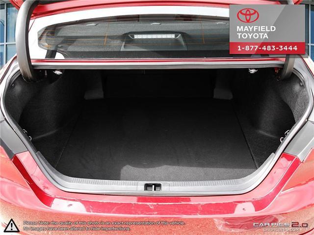 2018 Toyota Camry SE (Stk: 184159) in Edmonton - Image 10 of 20