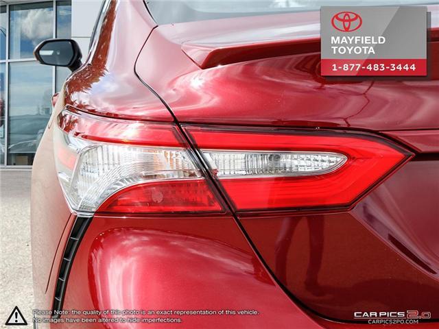2018 Toyota Camry SE (Stk: 184159) in Edmonton - Image 11 of 20