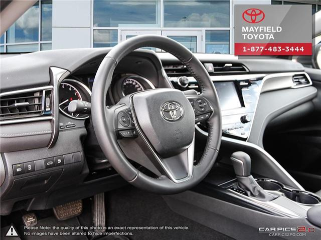 2018 Toyota Camry SE (Stk: 184159) in Edmonton - Image 12 of 20