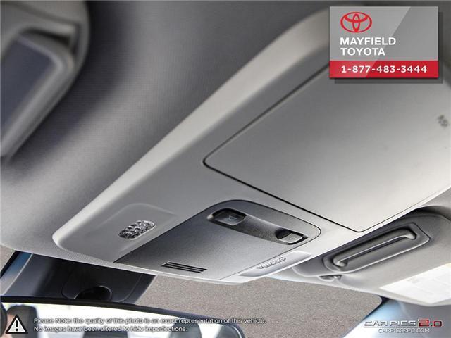 2018 Toyota Camry SE (Stk: 184159) in Edmonton - Image 18 of 20