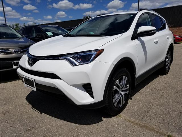 2017 Toyota RAV4 LE (Stk: U00919) in Guelph - Image 1 of 30