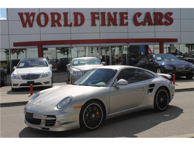 2012 Porsche 911 Turbo S (Stk: 16383) in Toronto - Image 1 of 23