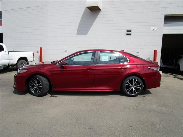 2018 Toyota Camry SE (Stk: 188060) in Moose Jaw - Image 2 of 27