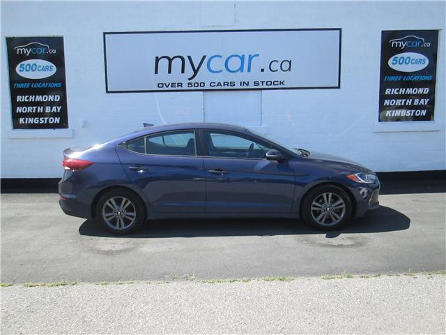 2017 Hyundai Elantra GL (Stk: 180871) in North Bay - Image 1 of 13