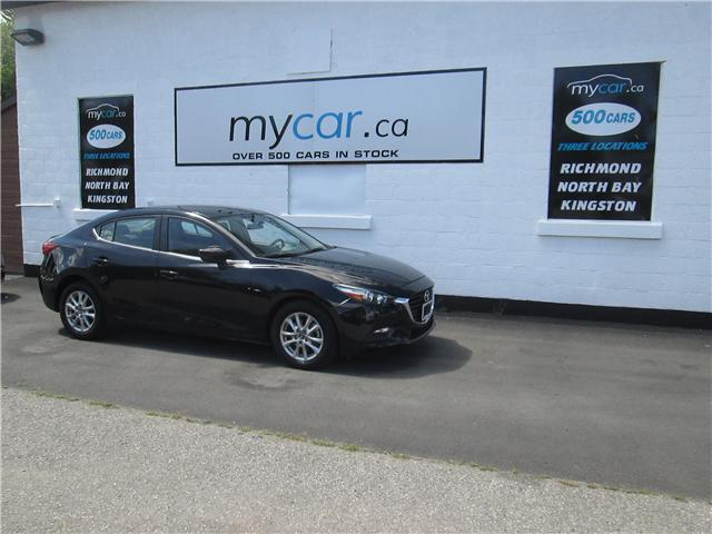 2017 Mazda Mazda3 SE (Stk: 180945) in Richmond - Image 2 of 13