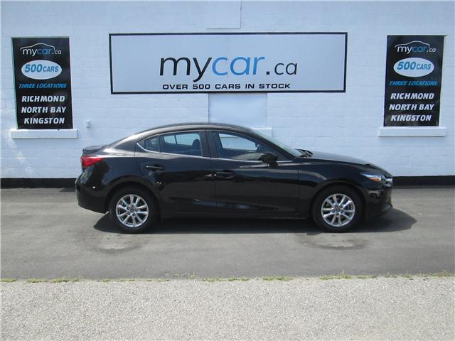 2017 Mazda Mazda3 SE (Stk: 180945) in Richmond - Image 1 of 13