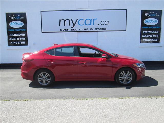 2017 Hyundai Elantra GL (Stk: 180862) in North Bay - Image 1 of 13