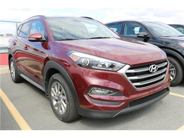 2018 Hyundai Tucson SE 2.0L (Stk: 87880) in Saint John - Image 1 of 3