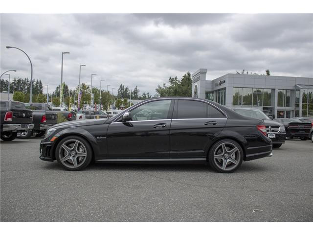2009 Mercedes-Benz C-Class Base (Stk: J176172C) in Abbotsford - Image 4 of 26