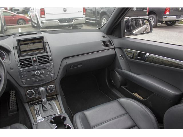 2009 Mercedes-Benz C-Class Base (Stk: J176172C) in Abbotsford - Image 21 of 26