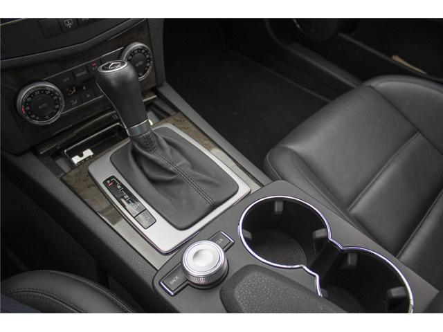 2009 Mercedes-Benz C-Class Base (Stk: J176172C) in Abbotsford - Image 22 of 26