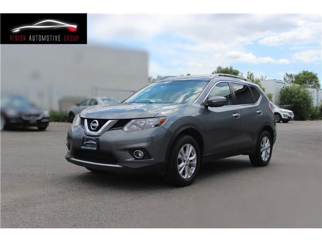 2015 Nissan Rogue SV (Stk: 65055) in Toronto - Image 2 of 20