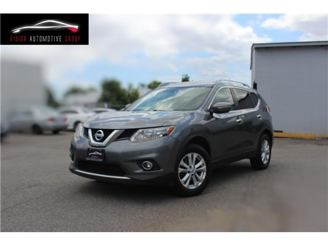 2015 Nissan Rogue SV (Stk: 65055) in Toronto - Image 1 of 20