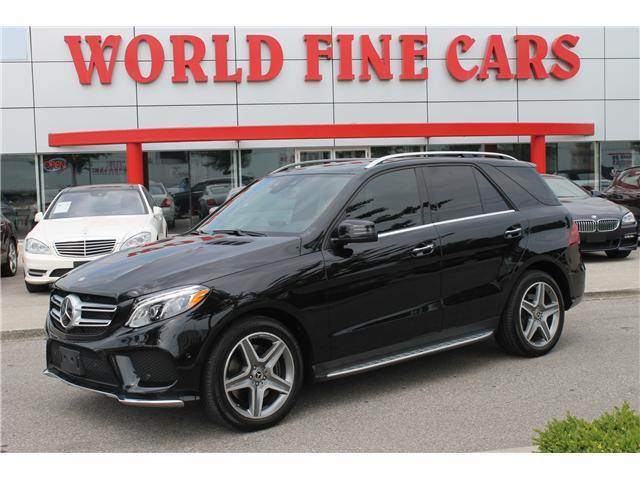 2017 Mercedes-Benz GLE 400  (Stk: 69494) in Toronto - Image 1 of 23