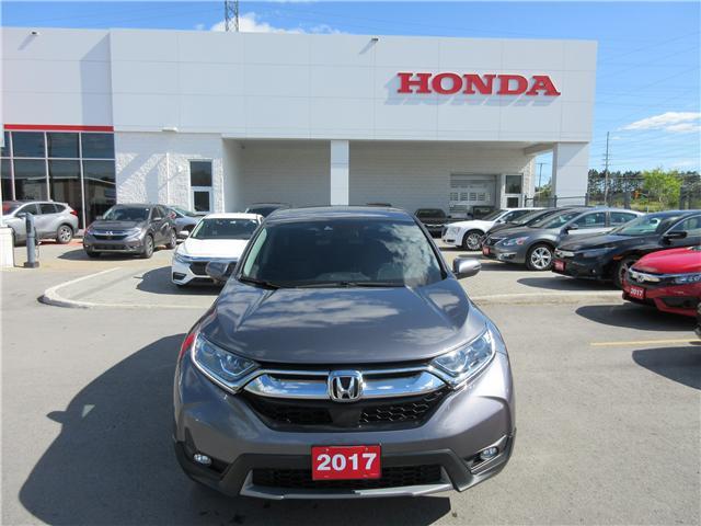 2017 Honda CR-V EX (Stk: SS3132) in Ottawa - Image 2 of 10