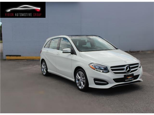 2015 Mercedes-Benz B-Class Sports Tourer (Stk: 99885) in Toronto - Image 3 of 18