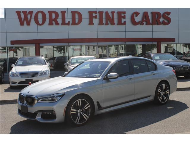 2016 BMW 750i xDrive (Stk: 16385) in Toronto - Image 1 of 25