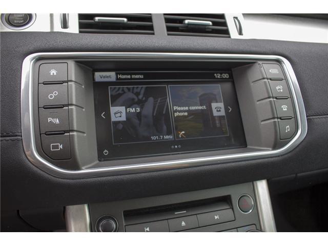 2016 Land Rover Range Rover Evoque SE (Stk: EE894040) in Surrey - Image 21 of 27