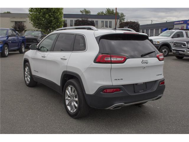 2017 Jeep Cherokee Limited (Stk: EE894070) in Surrey - Image 5 of 27