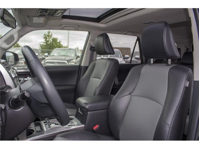 2016 Toyota 4Runner SR5 (Stk: J306181A) in Surrey - Image 11 of 28