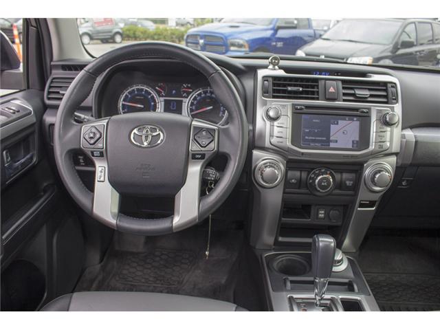 2016 Toyota 4Runner SR5 (Stk: J306181A) in Surrey - Image 14 of 28