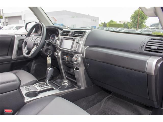 2016 Toyota 4Runner SR5 (Stk: J306181A) in Surrey - Image 17 of 28
