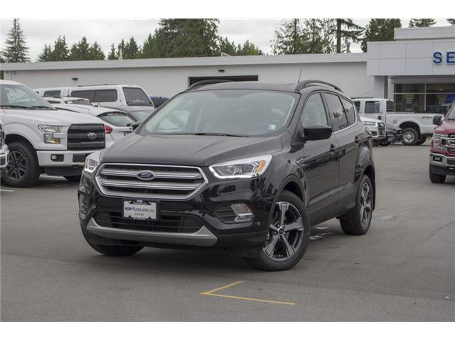 2018 Ford Escape SEL (Stk: 8ES3420) in Surrey - Image 3 of 27