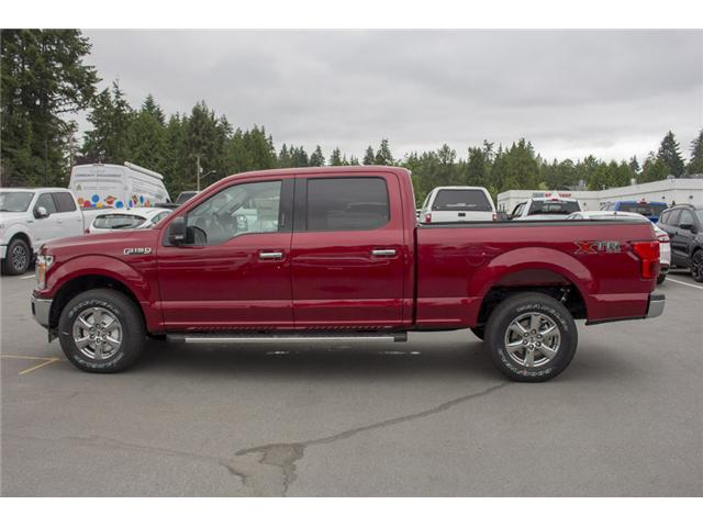 2018 Ford F-150 XLT (Stk: 8F12007) in Surrey - Image 4 of 28