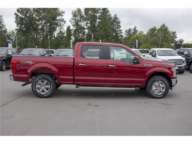 2018 Ford F-150 XLT (Stk: 8F12007) in Surrey - Image 8 of 28