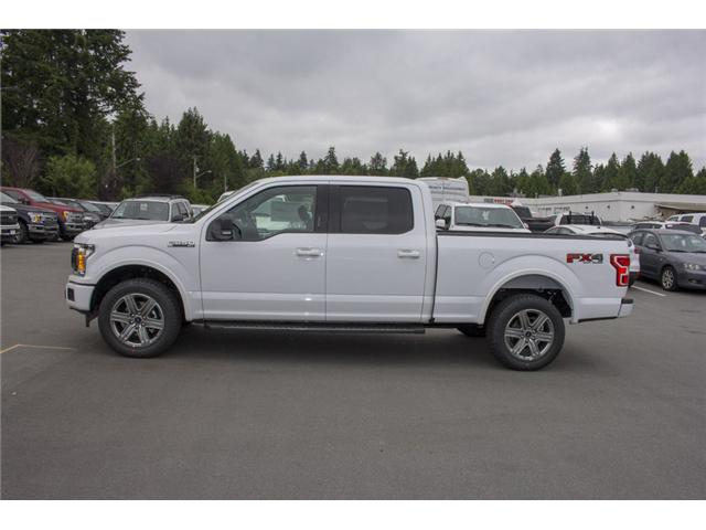 2018 Ford F-150  (Stk: 8F12364) in Surrey - Image 4 of 26