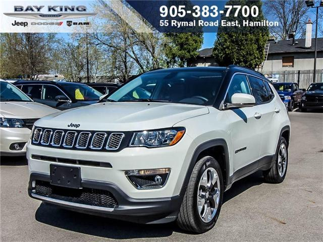 2018 Jeep Compass Limited (Stk: 187688) in Hamilton - Image 1 of 23