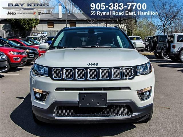 2018 Jeep Compass Limited (Stk: 187688) in Hamilton - Image 2 of 23