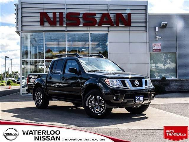 2018 Nissan Frontier  (Stk: 18091) in Waterloo - Image 1 of 24