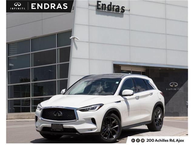 2019 Infiniti QX50 ESSENTIAL (Stk: 50478) in Ajax - Image 1 of 28