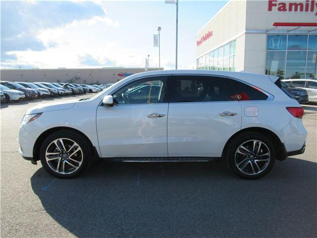 2017 Acura MDX Tech Package, FULLY LOADED! (Stk: 8305042A) in Brampton - Image 2 of 30