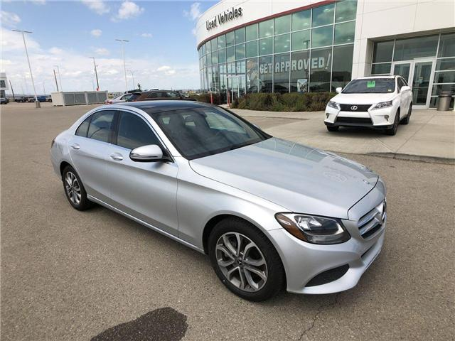 2017 Mercedes-Benz C-Class Base (Stk: 284091) in Calgary - Image 1 of 17