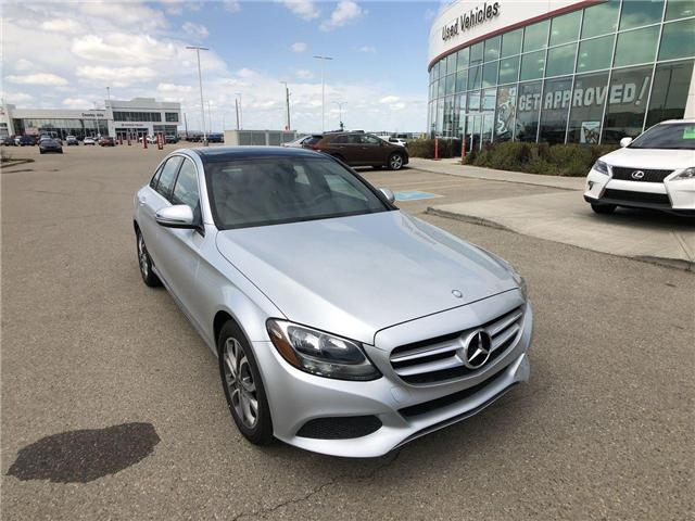 2017 Mercedes-Benz C-Class Base (Stk: 284091) in Calgary - Image 2 of 17