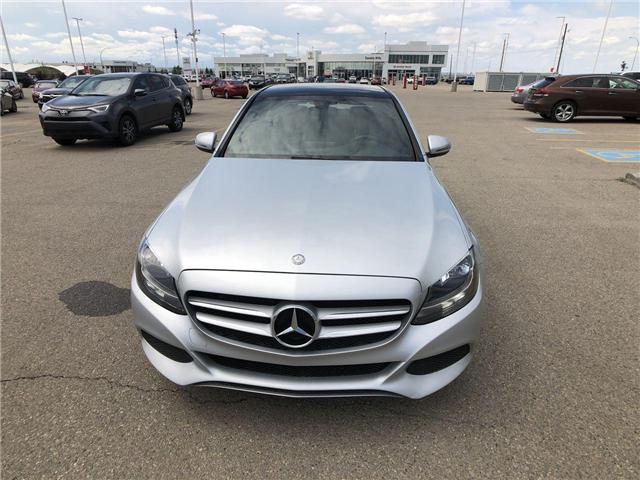 2017 Mercedes-Benz C-Class Base (Stk: 284091) in Calgary - Image 3 of 17