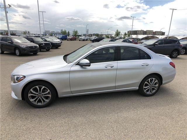 2017 Mercedes-Benz C-Class Base (Stk: 284091) in Calgary - Image 5 of 17