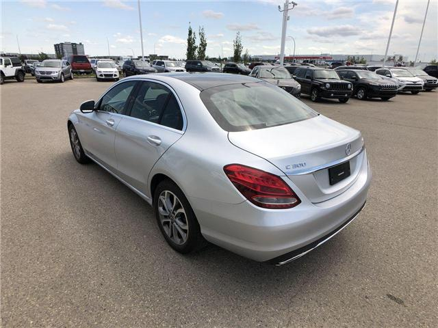 2017 Mercedes-Benz C-Class Base (Stk: 284091) in Calgary - Image 6 of 17