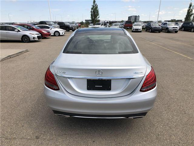 2017 Mercedes-Benz C-Class Base (Stk: 284091) in Calgary - Image 7 of 17