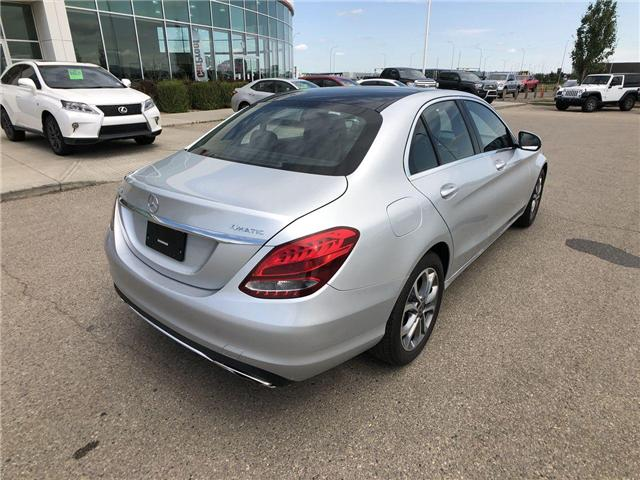 2017 Mercedes-Benz C-Class  (Stk: 284091) in Calgary - Image 8 of 19