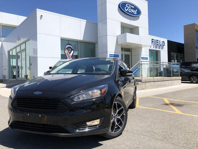 2018 Ford Focus SE (Stk: FC18760) in Barrie - Image 1 of 30