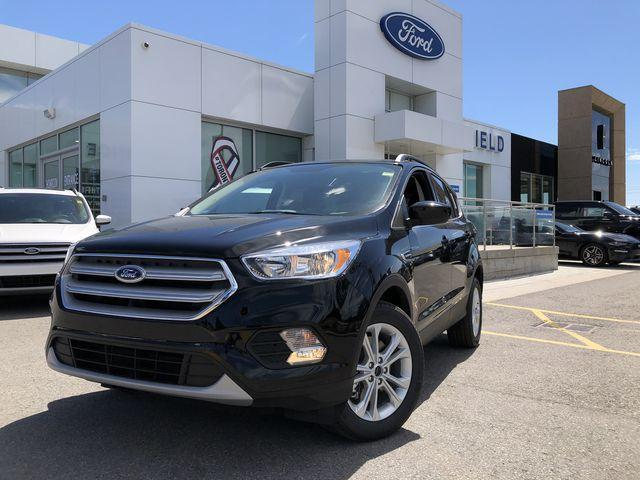 2018 Ford Escape SE (Stk: ES18998) in Barrie - Image 1 of 30